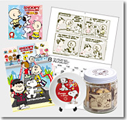 snoopyオリジナルグッズ